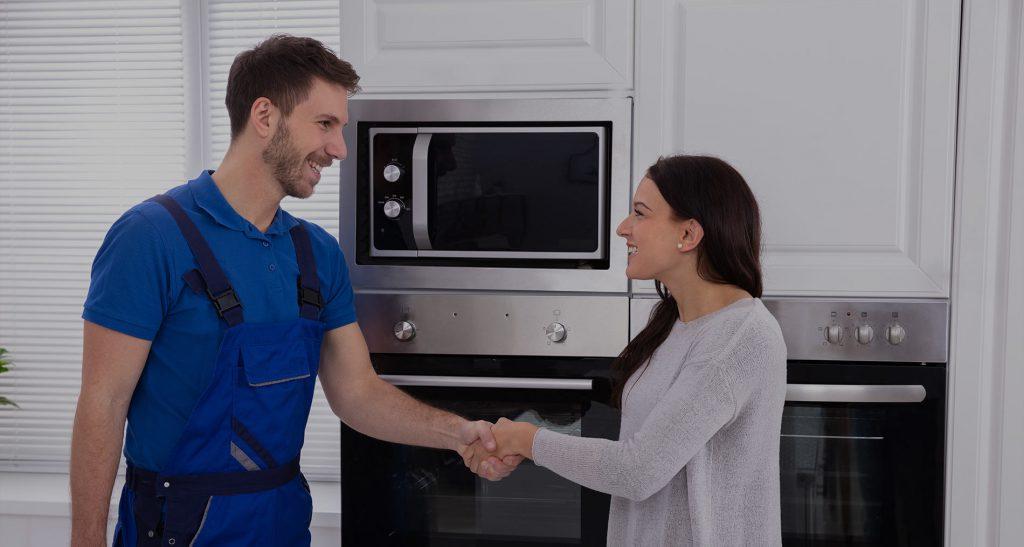 oven repair toronto