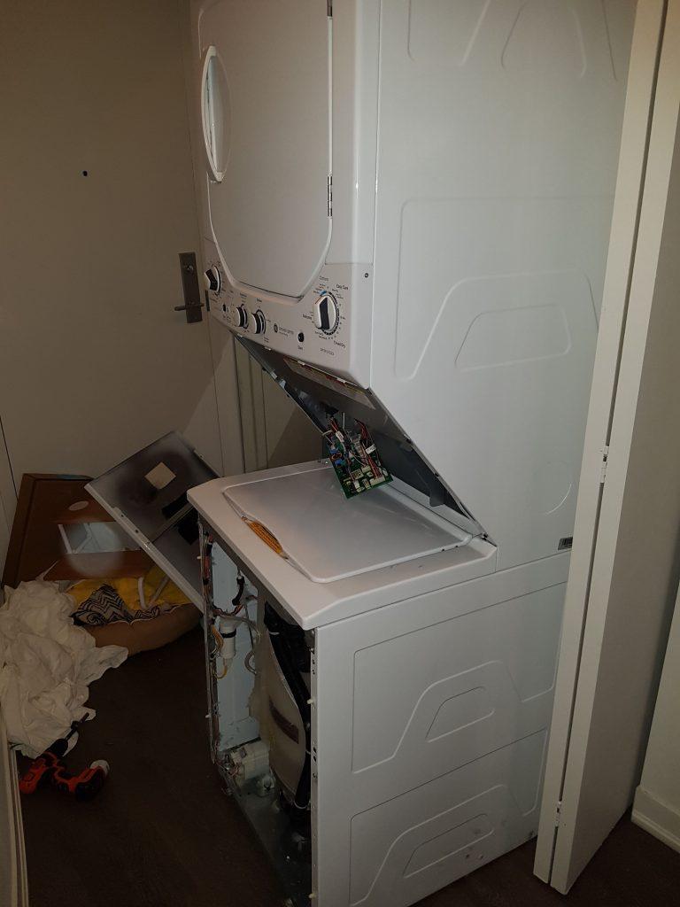 amana washer repair