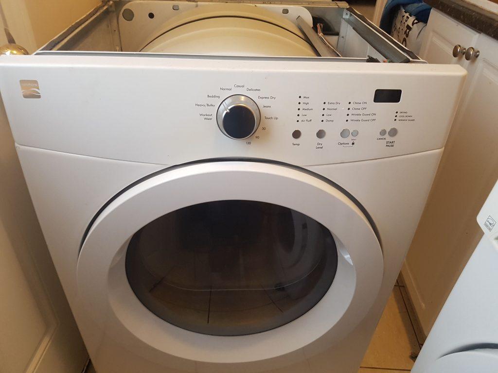amana dryer repair