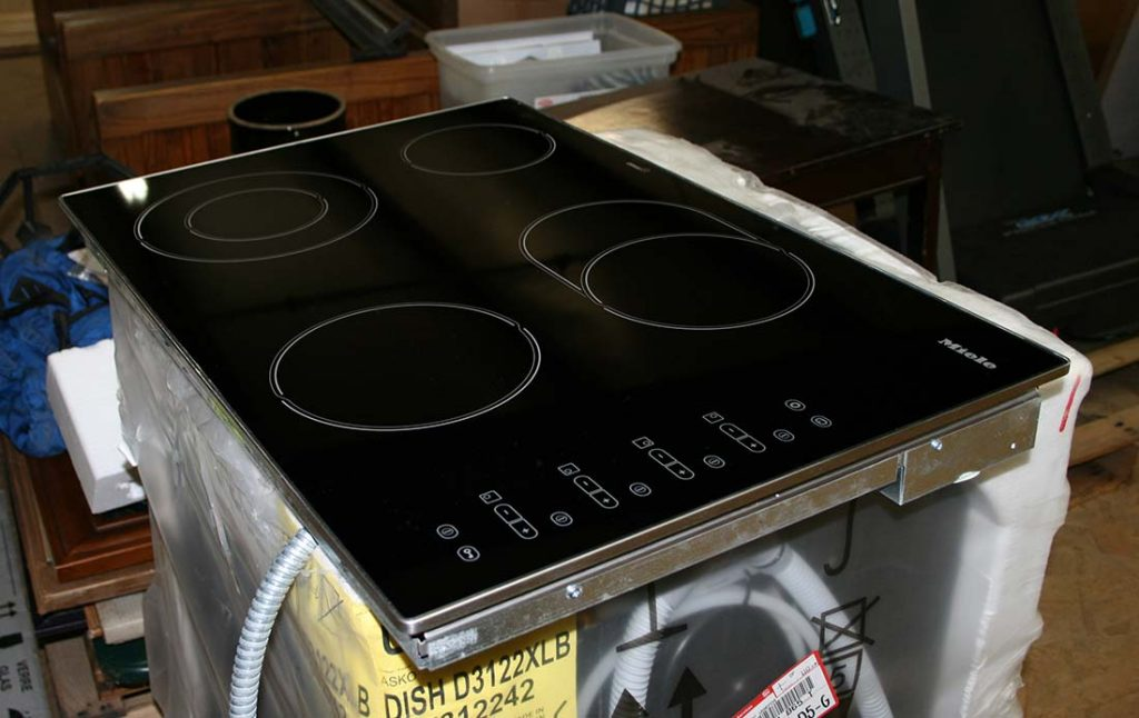 Cooktop Install