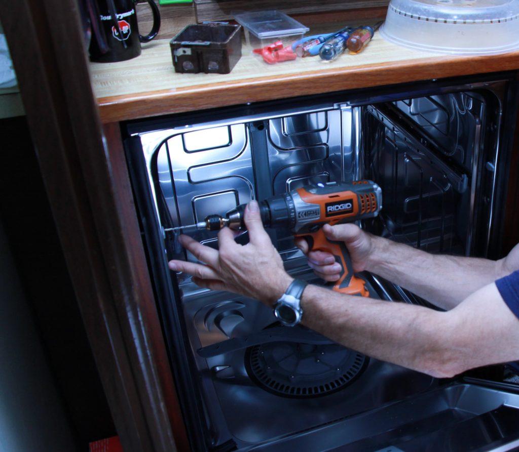 kitchenaid dishwasher repair toronto